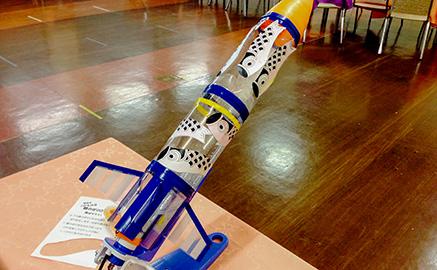 ペットボトルロケット